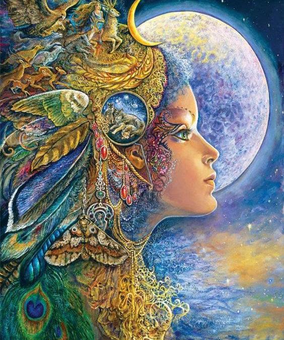 Cérémonie du féminin sacré, s'éveiller et s'initier à sa puissance de femme.21 ou 24 juillet.