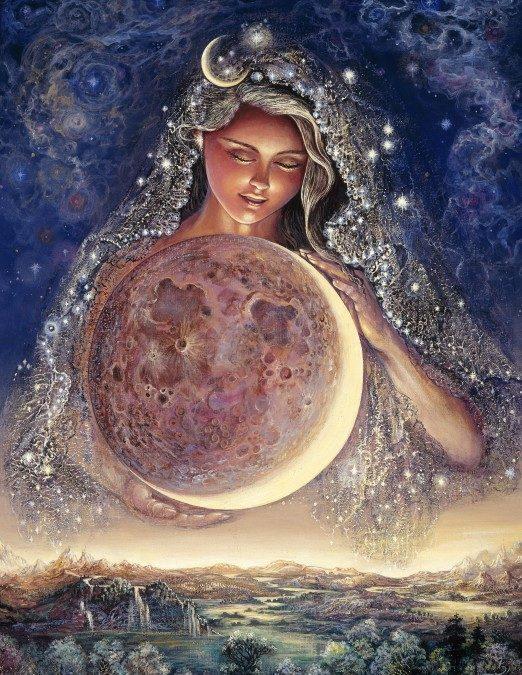 Cercles de femmes, de magiciennes à tendance joyeux, sacrés et guérissants.